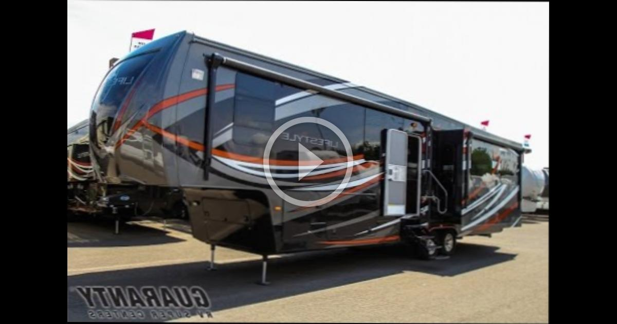 2016 Lifestyle Luxury Rv 38rs Fifth Wheel Video Tour