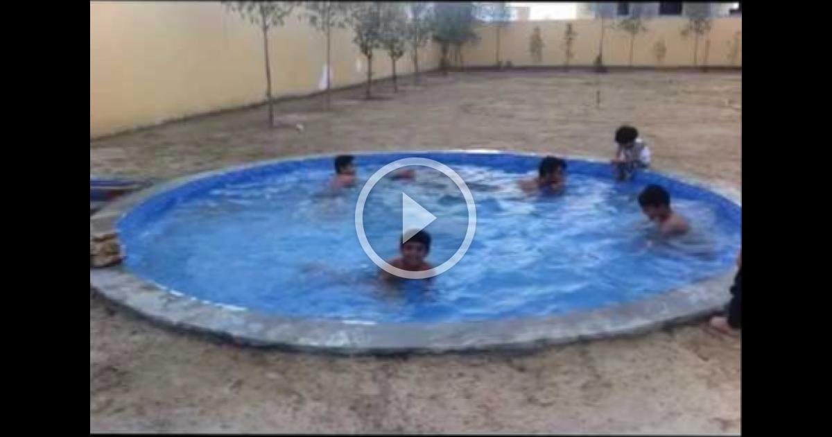 how to build small swimming pool wbmvideo 1205003147