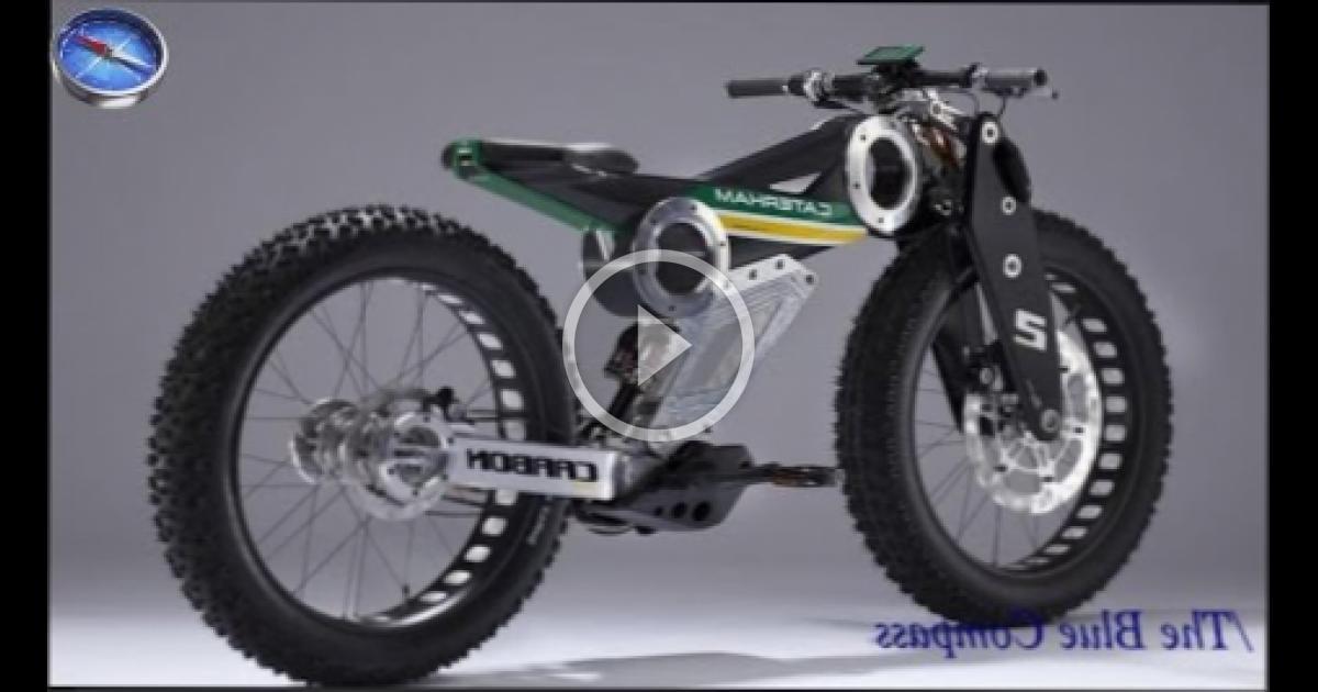 caterham carbon e bike 2014 review wbmvideo 0911172709. Black Bedroom Furniture Sets. Home Design Ideas