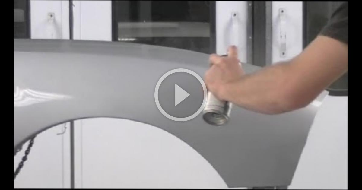 how to spray paint a car at home yourself aerosol