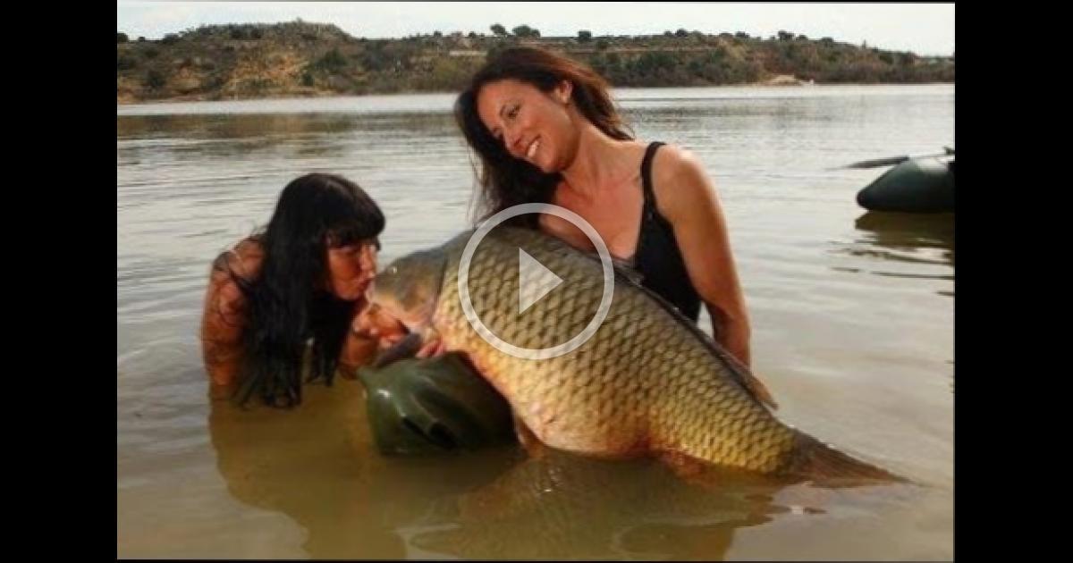 урок рыбалки на фидер