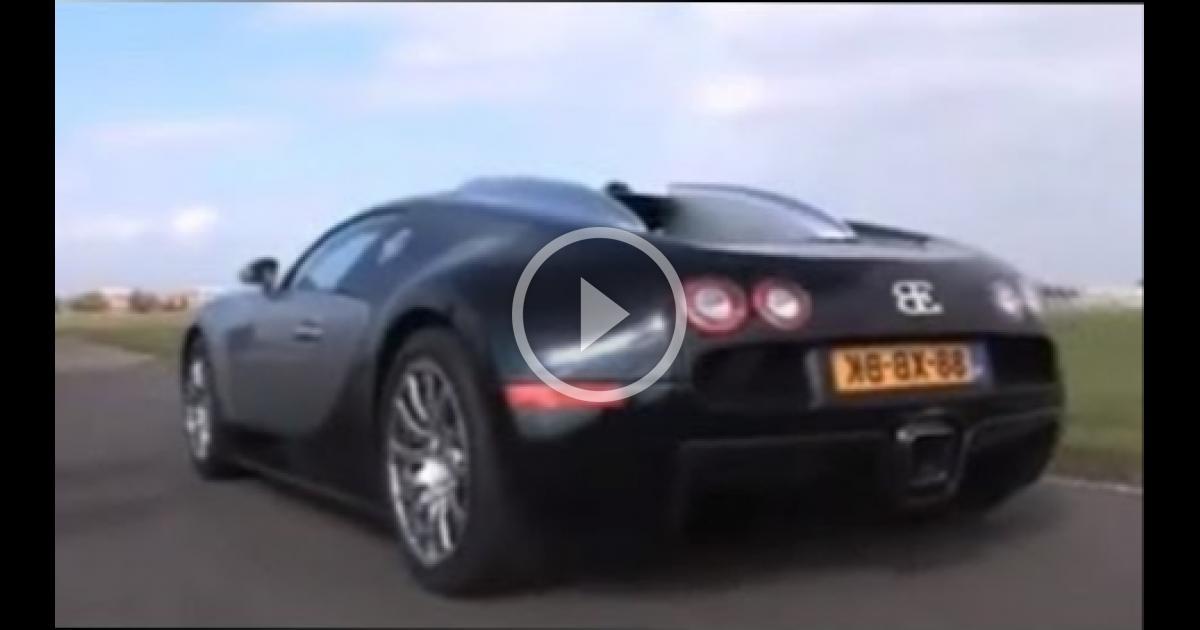 bugatti veyron vs bmw m3 wbmvideo 0910210909. Black Bedroom Furniture Sets. Home Design Ideas