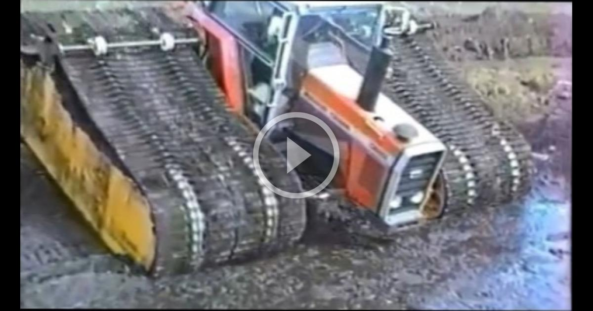 World S Smallest Tractor : World s largest farm tractor the biggest in